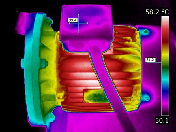 TCAT I - Infrared Thermography ISO Category I
